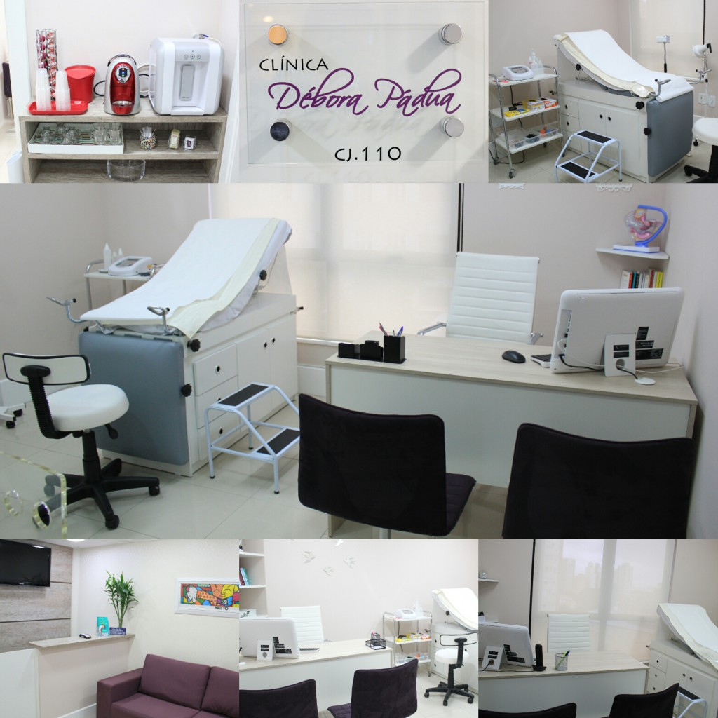 Colagem Clinica